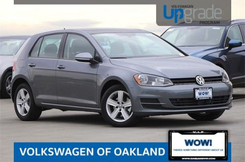 New Volkswagen Golf Wolfsburg