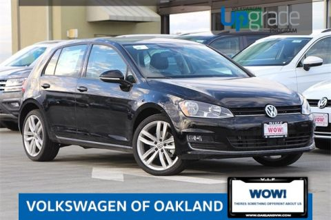 New Volkswagen Golf TSI SEL 4-Door