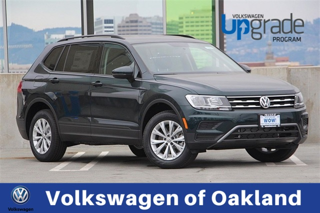 New 2019 Volkswagen Tiguan S With 4motion Sport Utility In Oakland