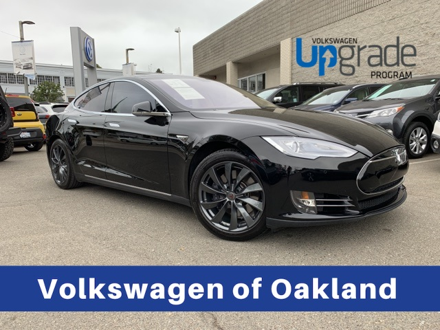 Pre Owned Tesla >> Pre Owned 2013 Tesla Model S Performance Rwd 4d Sedan