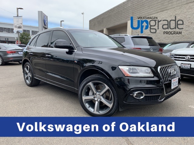 Pre-Owned 2016 Audi Q5 3.0T Premium Plus