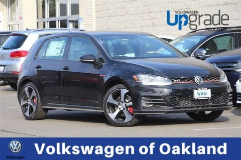 New 2018 Volkswagen Golf GTI 2.0T S