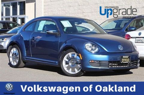 Certified Pre-Owned 2016 Volkswagen Beetle 1.8T SEL