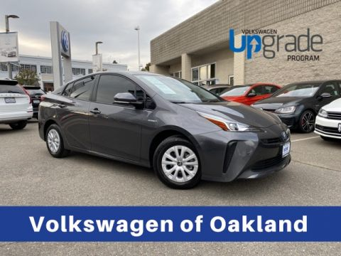 Pre-Owned 2019 Toyota Prius L