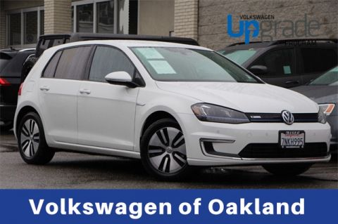 Certified Pre Owned 2016 Volkswagen E Golf Sel Premium
