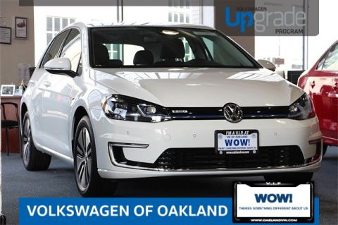 New 2017 Volkswagen e-Golf SEL Premium