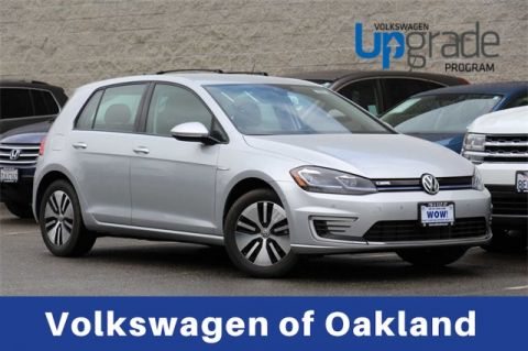 New 2019 Volkswagen e-Golf SEL Premium